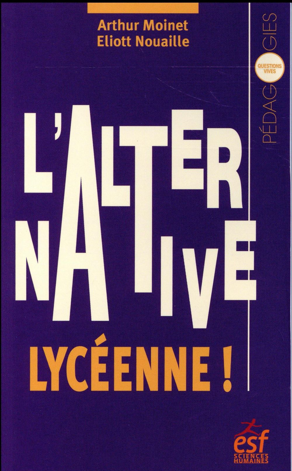 L'ALTERNATIVE LYCEENNE !